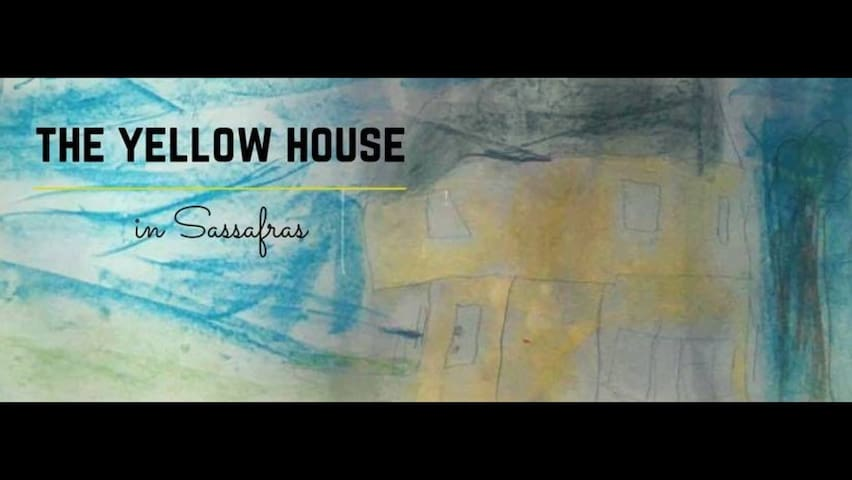 The Yellow House in Sassafras (Garden Suite) - Sassafras - Casa