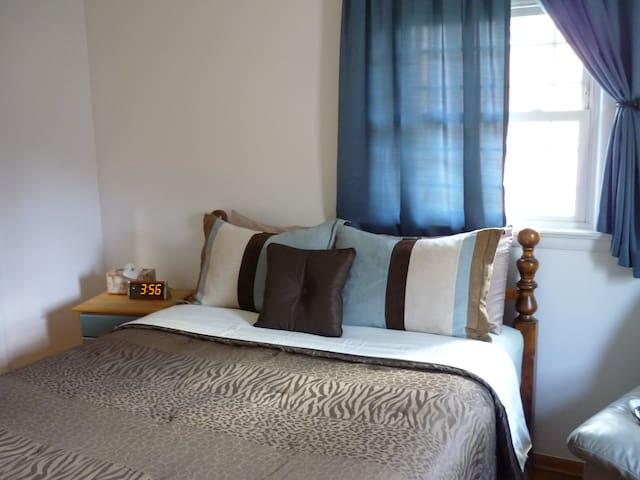 Home Away From Home - 1 Bedroom / 1 Queen Bed - Manassas - Rumah