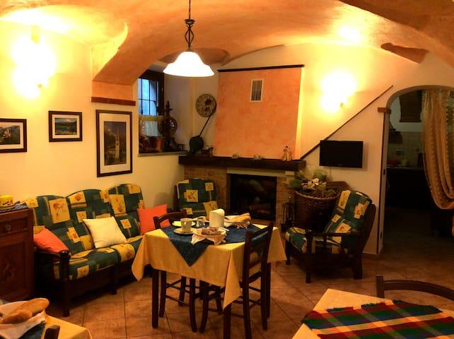 L'Antico Borgo Double room/Truc - Caprie