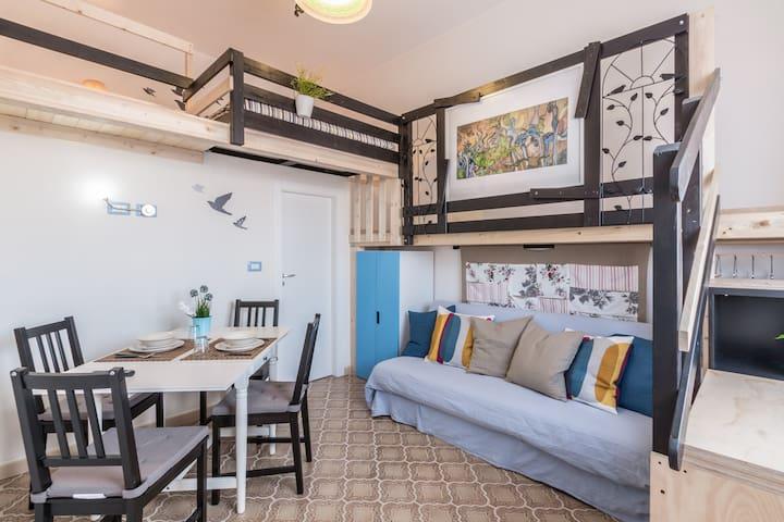 KALEA Terrace Apartment - Avola - Apartamento