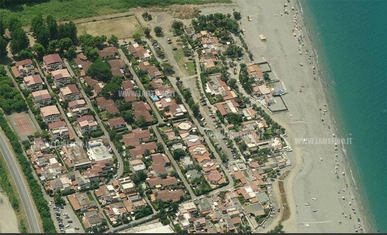 Villetta privata con piscina. FABS - Nocera Terinese - Villa