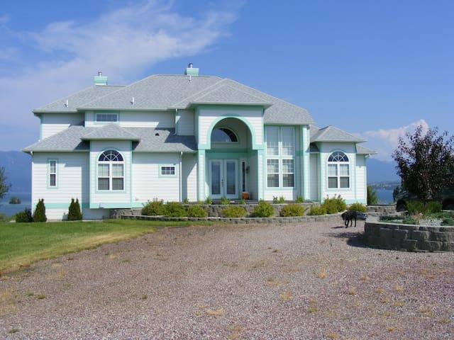3 Level Vacation Paradise - Polson - Huis
