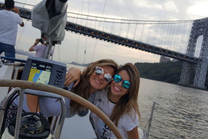 Amazing sailboat around Manhattan - Nueva York - Barco