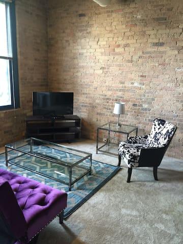 Charming loft - Chicago - Loft