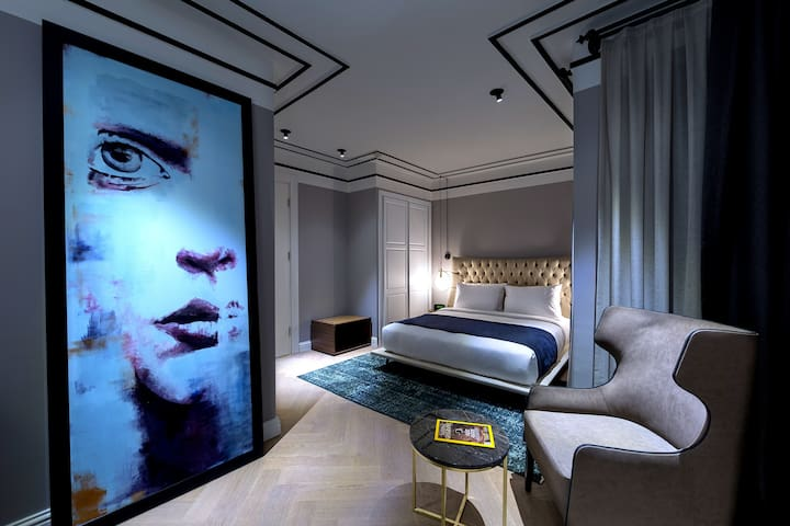 Walton Hotels Galata Queen Room - Istanbul - Lägenhet