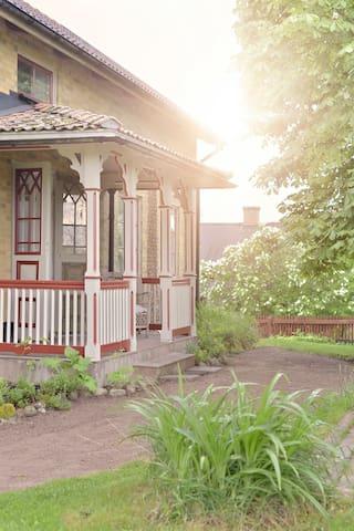 SJÖNÄRA GÅRD ASTRIDLINDGRENSHEMBYGD - Mariannelund - Haus