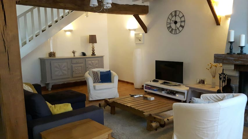 Rooms in house with swimming pool - Buzet-sur-Baïse - Casa