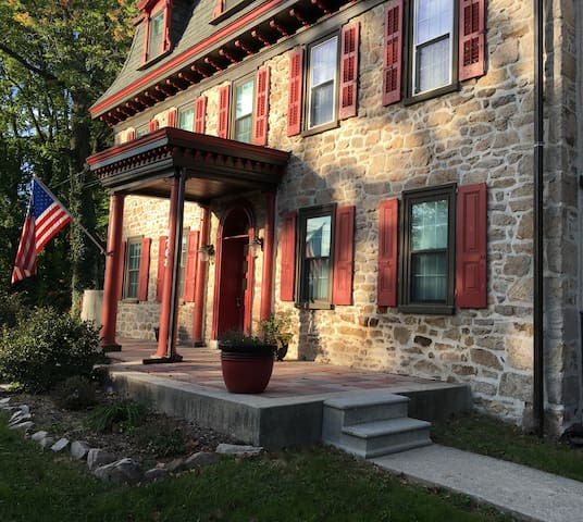 Apt in Historic Colonial Home - Valley Forge area - Norristown