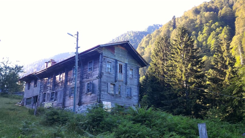 The Country House at the Ayder - Rize - Chalet