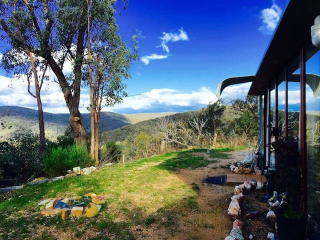 Billyview Retreat Hut - Billywillinga - Cabaña