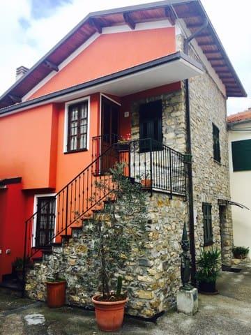Bellissimo appartamento vista mare tra gli Ulivi - Villa Faraldi - Leilighet