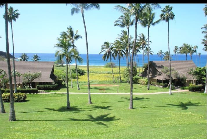 Molokai Ocean View Studio Condo at Kephui Beach - Maunaloa