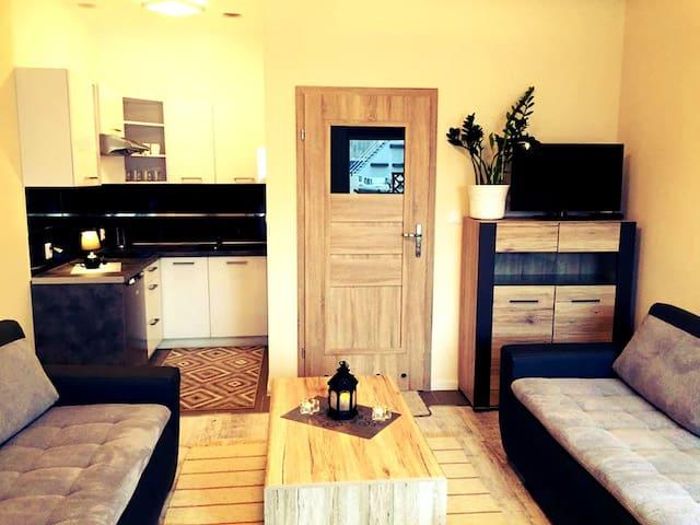 Neues Appartement direkt am HAFEN - Ustka - Departamento