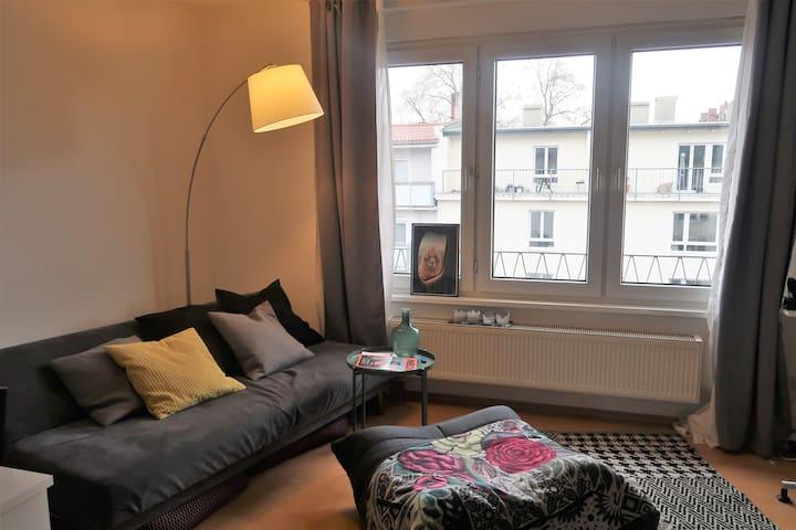 Zentrale, moderne Wohnung in Mainz am Rhein - Mainz - Daire