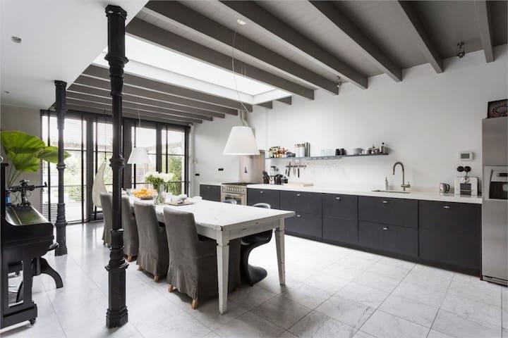 Great house - Rhenen - nature/city - Rhenen - Hus