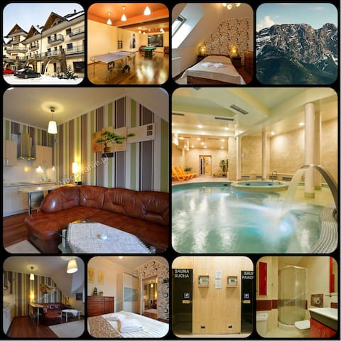 """Apart Spa"" - Apartment No.12 - Zakopane - Appartement"