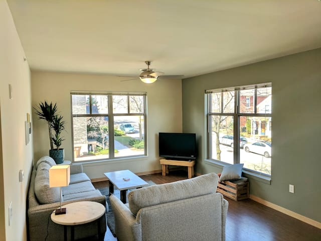 Downtown 2 Bedroom - Great Light - Quiet - Madison - Wohnung