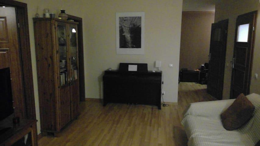Room in the capital of Poland - Varsovia - Departamento