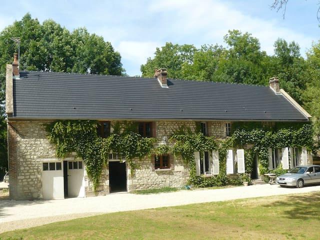 Maison de campagne - Venizy