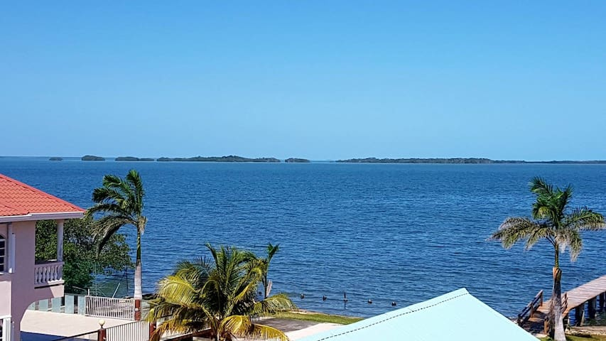 See Belize Panoramic Sea View 2-BR Vacation Rental - Belize City - Apartmen