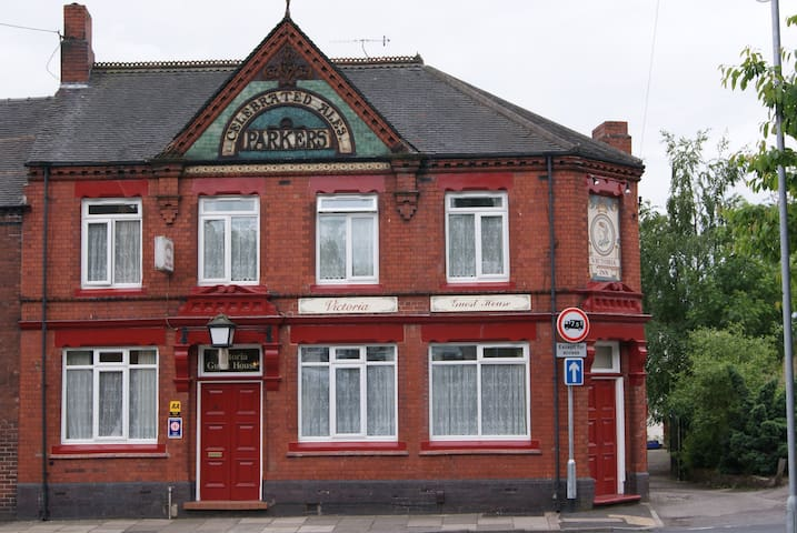 The Victoria - Stoke-on-Trent - Pension