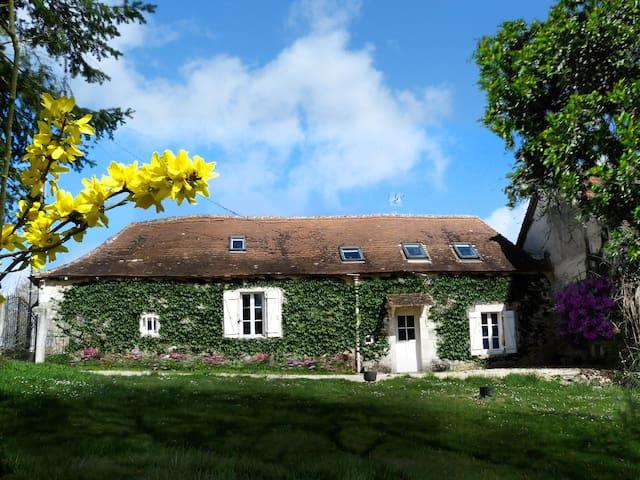 Gîte de charme au calme en Périgord noir - Limeyrat - Hus