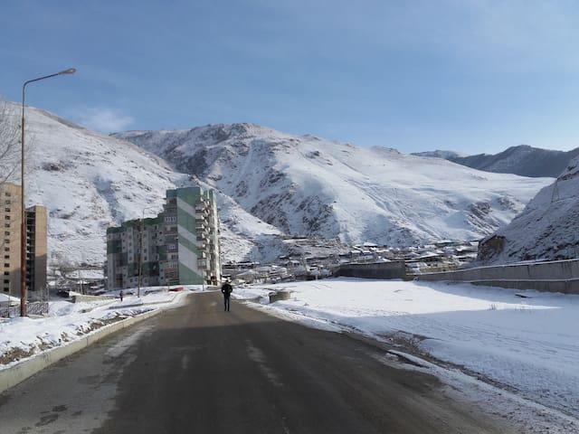 Apartments Elbrus 50$ - Tyrnyauz