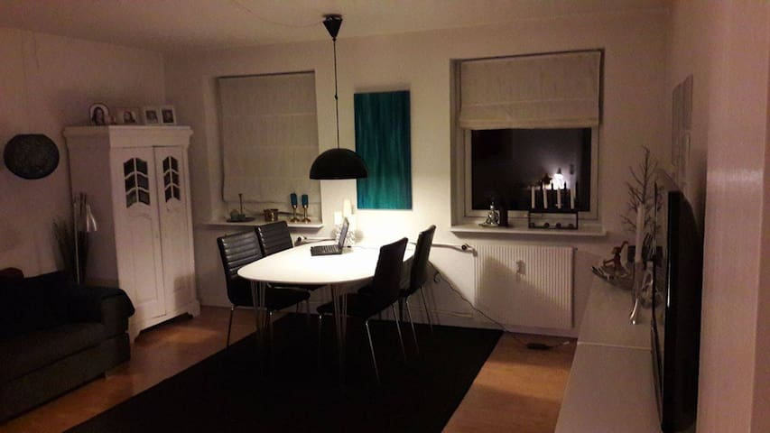 Lejlighed i roligt område  25 min. fra København - Hedehusene - Appartement
