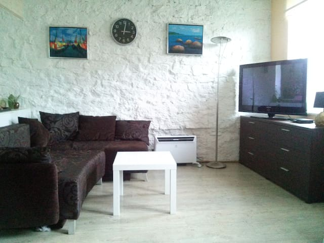 Cozy apartment with free parking in downtown area! - Tallinn