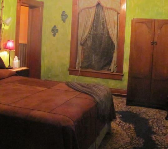 The Green Room, Elegance & Romance - Madrid - Oda + Kahvaltı