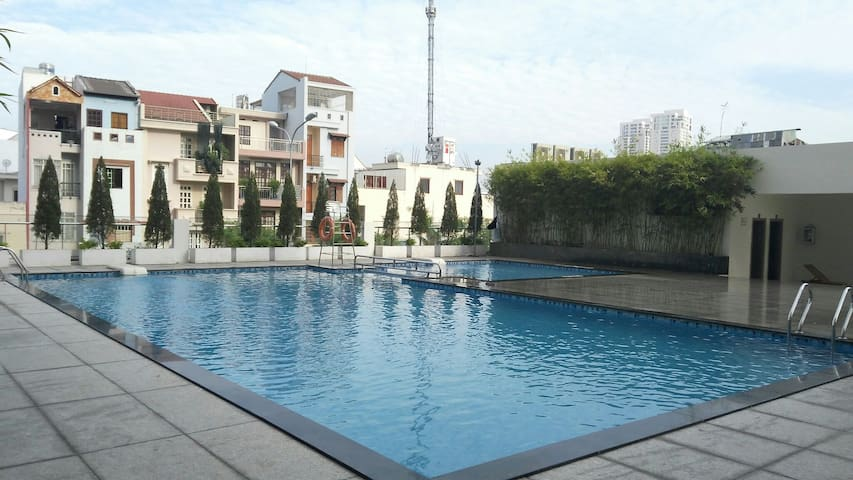 Vivian's home - Bình An - Appartement