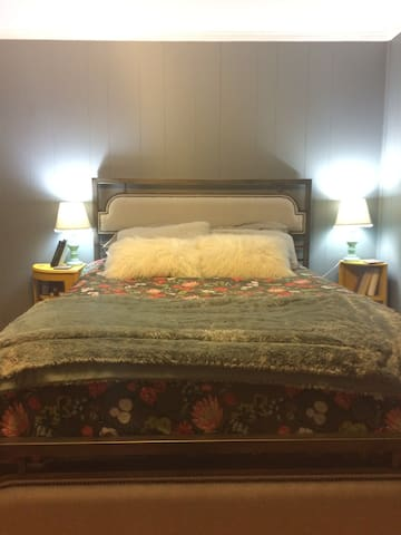 The Opal Home - Less than 10 min to local colleges - Lynchburg - Casa