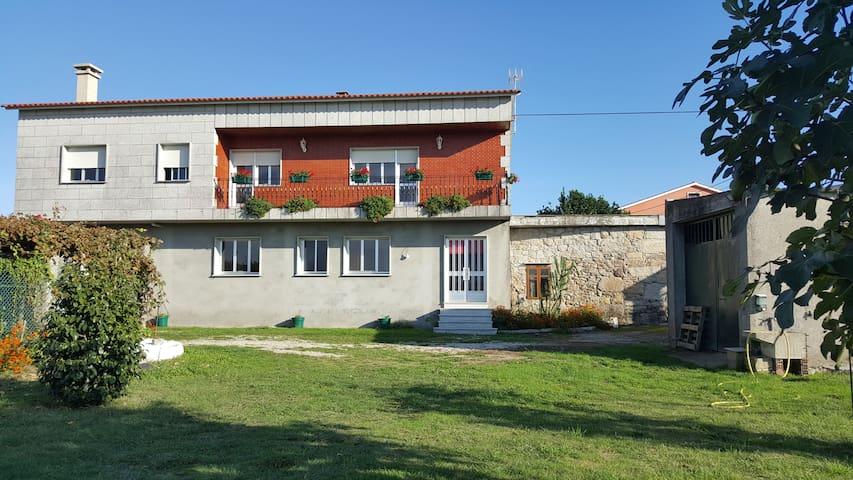 Casa rural Torres habitacion 1 - Ribadumia