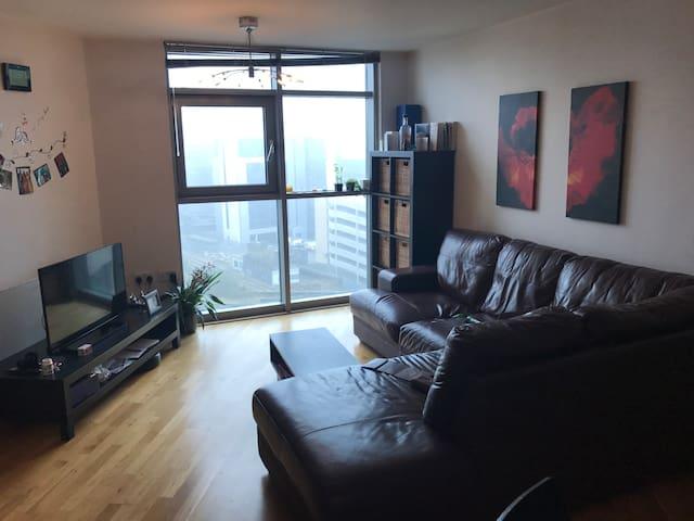 Single bedroom Cardiff city centre Flat - Cardiff