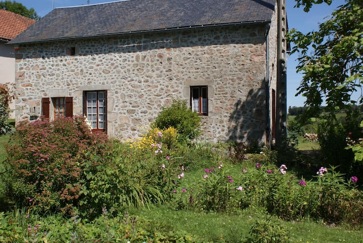 House of the Morvan-Lac des Settons - Planchez - Hus