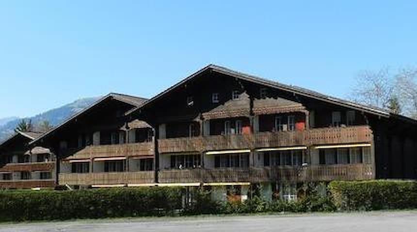 Chalet Oberland 11 (5 chambres pour 8 personnes) - Saanen - Chalet