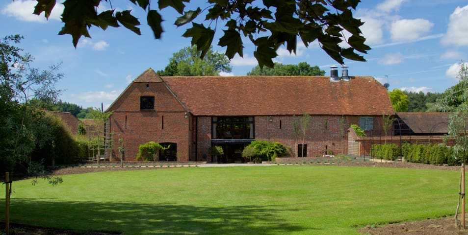 Beautiful Barn Conversion in New Forest - Wiltshire - Huis