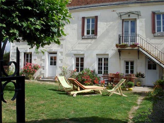La Louvière des Sablons - Saint-Romain-sur-Cher - Appartement