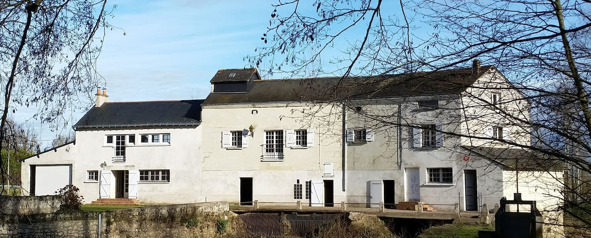 Hostel style Single Bed in shared rooms - Artannes-sur-Thouet - Herberge