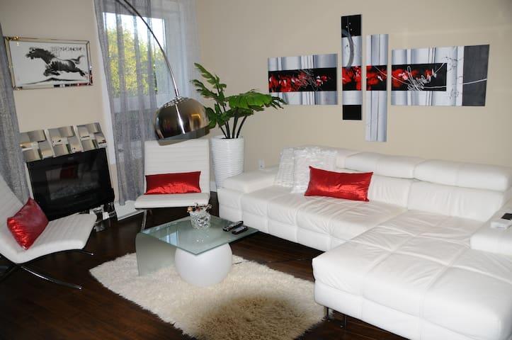 Luxor 1 Apartment - Halifax - Wohnung