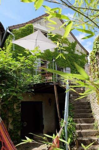 """""""Le Petit Cellier"""":Maison intimiste - Aluze - Huis"""