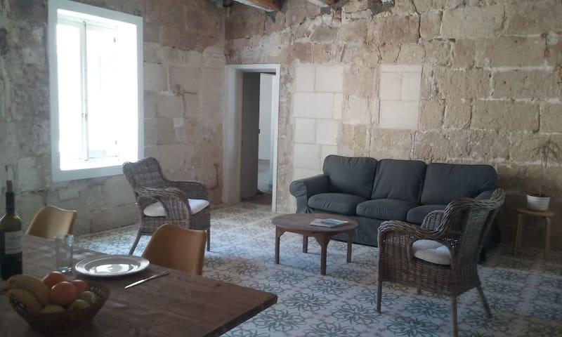 apartamento clásico estilo menorquín - Maó - Departamento