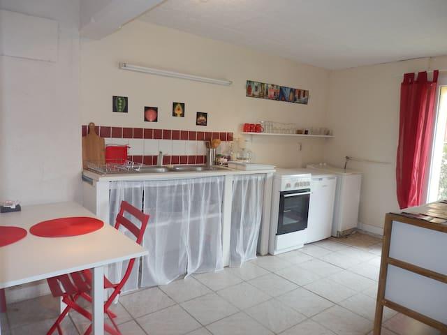 Studio aux portes du Périgord Noir - Le Buisson-de-Cadouin - Daire