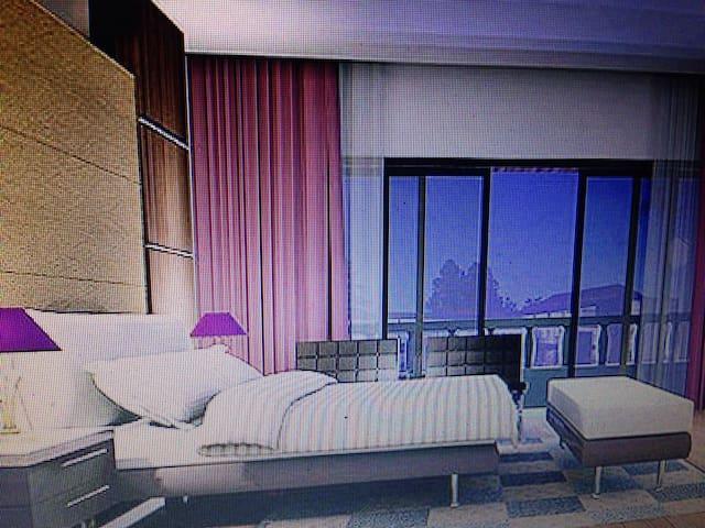 粉色系风 - tonghua - Lägenhet