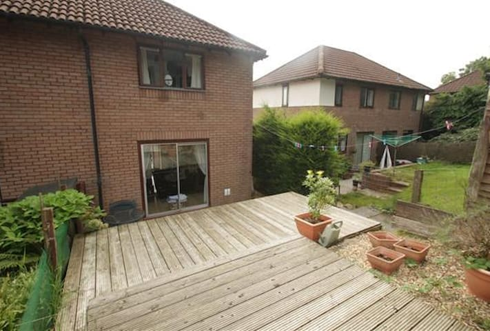Cosy 1 bedroom house in Cwmbran - Cwmbran