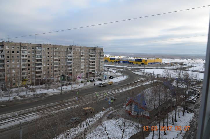 Уютная квартира на Октябрьском. - Nizhniy Tagil - Daire