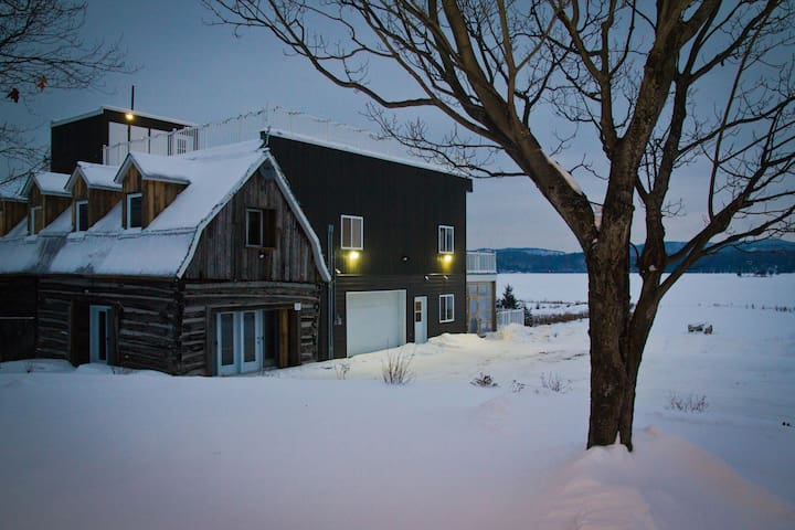 Chalet Domaine Decelles Lodge ( group rental) - Lac-Sainte-Marie