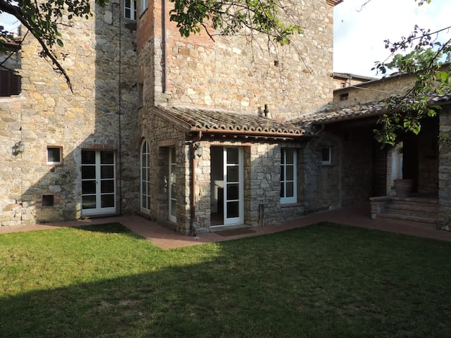 Wonderful apartment in Tuscany - Palazzone - Appartement