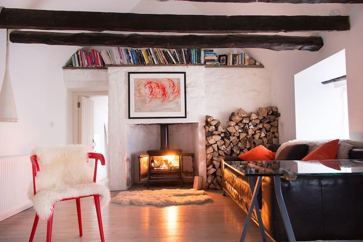 New Year 2017-18 - Lochearnhead - Maison