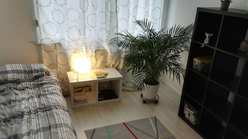 Privates Zimmer, neu eingerichtet - Böblingen